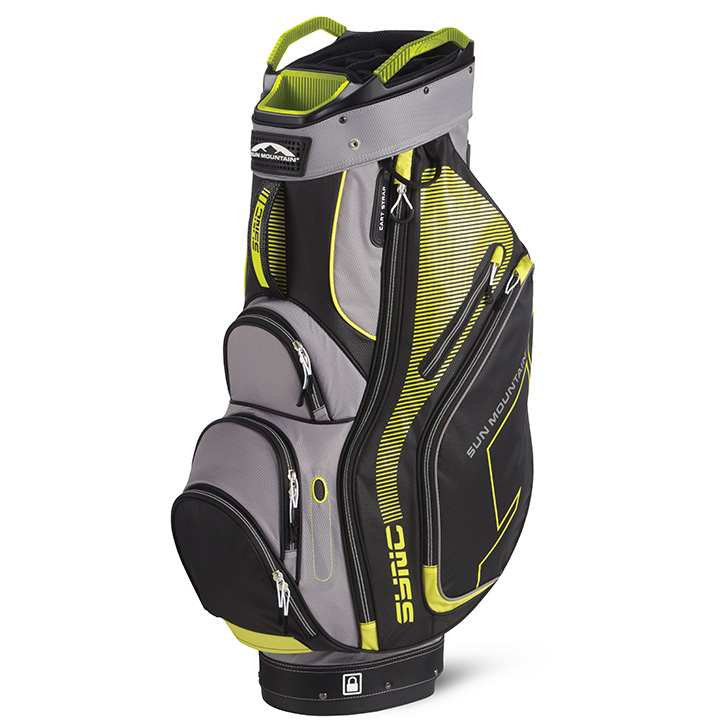 2015 Sun Mountain Sync Golf Cart Bag