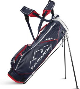 And The Third Ranked Golf Bag In Our List Is Sun Mountain 2 5 An Improved Updated Version Of Por Five