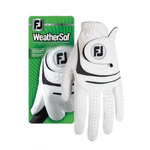 New Improved FootJoy WeatherSof Mens Golf Glove