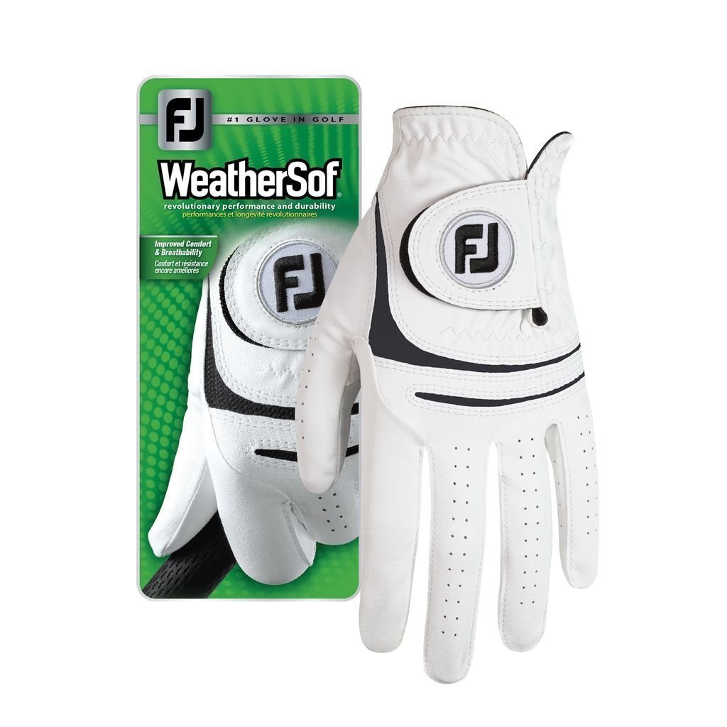New Improved FootJoy WeatherSof
