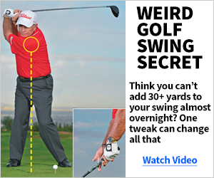 Monster Golf Swing