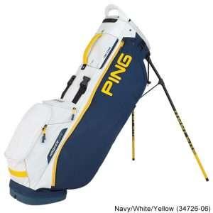 Ping Hoofer Lite Navy-White-Yellow