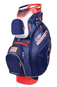 Sun Mountain C130 Supercharged Cart Bag