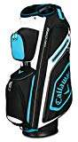 Callaway Chev Org Cart Bag Black Blue