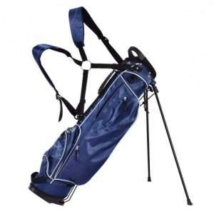 Lightweight Golf Stand Bag 3.5 Pounds Blue