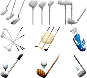 Golf Gifts Background