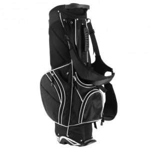 Golf Cart Stand Bag 6 Way Top Black