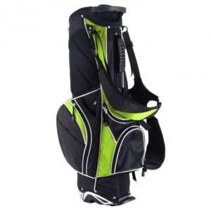Golf Cart Stand Bag 6 Way Top Green