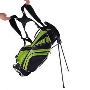 Golf Cart Stand Bag 6 Way Top 7 Pockets